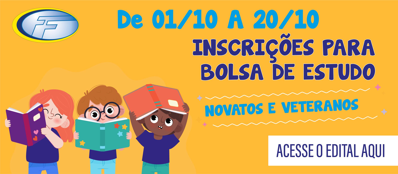 BOLSA DE ESTUDOS 2022