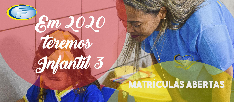 INFANTIL 03 PARA 2020